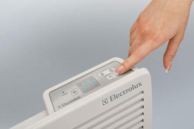 Конвектор с электронным термостатом Electrolux Air Gate ECH/AG-1000 EF
