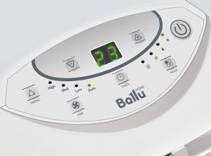 Мобильный кондиционер Ballu BPAC-16 CE