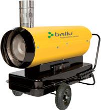 Дизельная тепловая пушка Ballu непрямого нагрева BHDN-52 S