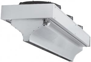 Электрическая тепловая завеса брызгозащищенная Тепломаш КЭВ-12П406Е