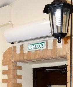 Тепловая завеса Тепломаш КЭВ-9П2022Е Оптима 200