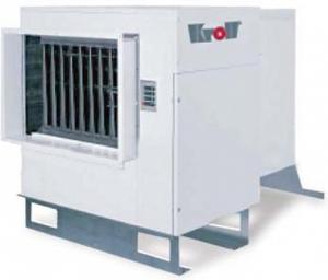 Калорифер с атмосферной горелкой Kroll NK 3D (для внутренней установки)