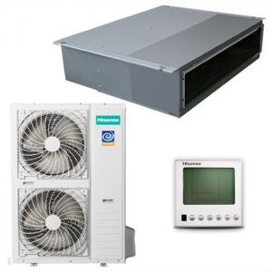Канальная сплит-система Hisense AUD-48UX4SHH / AUW-48U6SP HEAVY DC Inverter