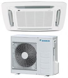 Кассетная сплит-система Daikin FCQN100EXV/ RQ100DXV