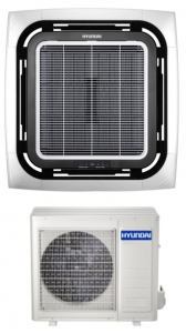 Кассетная сплит-система Hyundai H-ALT1-18H-UI030
