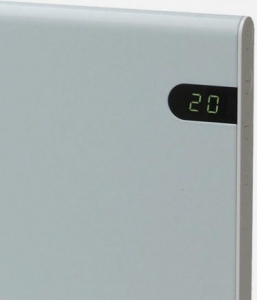 Конвектор ADAX NP 04 KDT Silver с электронным термостатом