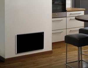 Конвектор ADAX NP 06 KDT Black с электронным термостатом