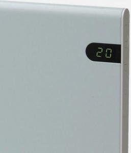 Конвектор ADAX NP 06 KDT Silver с электронным термостатом