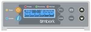 Конвектор с электронным термостатом Timberk TEC.PS1 PGE 500 IN