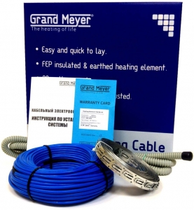 Нагревательный кабель Grand Meyer THC20-15