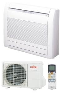 Напольно-потолочная сплит-система Fujitsu AGYG09LVCB / AOYG09LVCN