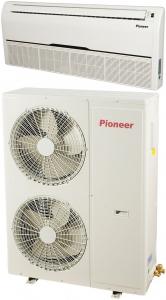 Напольно-потолочная сплит-система Pioneer KFF60UW / KON60UW