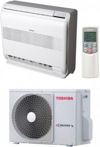 Напольно-потолочная сплит-система Toshiba RAS-B18UFV-E / RAS-18N3VR-E