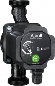 Насос циркуляционный Askoll ES2 25-70/130
