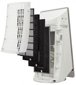 Очиститель воздуха с увлажнением Panasonic F-VK655H