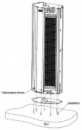 Основание для вертикальной установки Zilon V-BFM в Санкт-Петербурге (СПб)