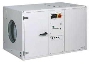 Осушитель воздуха для бассейна Dantherm CDP 165 с водоохлаждаемым конденсатором