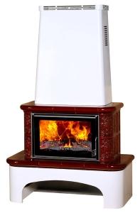Печь-камин ЭкоКамин Вена
