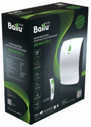 Проветриватель Ballu Air Master 2 BMAC-300/Warm/CO2/WiFi