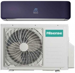 Сплит-система Hisense AS-13UR4SVDTD Purple ART Design DC Inverter