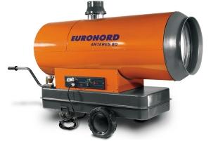 Тепловая пушка дизельная Euronord непрямого нагрева Antares S 80