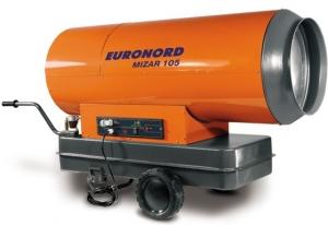Тепловая пушка дизельная Euronord прямого нагрева Mizar 40