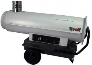 Тепловая пушка дизельная Kroll непрямого нагрева MA37