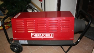 Тепловая пушка электрическая Thermobile VTB 15000