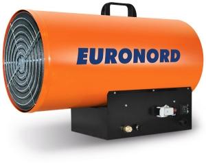 Тепловая пушка газовая Euronord K2C-G250E