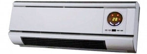 Тепловентилятор настенный керамический General Climate KPT-28-BR