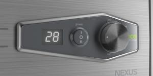 Водонагреватель электрический накопительный Ballu BWH/S 50 Nexus titanium edition H