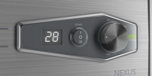 Водонагреватель электрический накопительный Ballu BWH/S 80 Nexus titanium edition