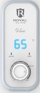 Водонагреватель электрический накопительный Royal Clima RWH-V80-RE Viva
