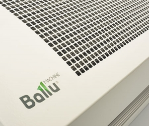 Водяная тепловая завеса Ballu BHC-H15-W30 (пульт BRC-W)