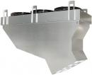 Водяная тепловая завеса Тепломаш КЭВ-220П8011W