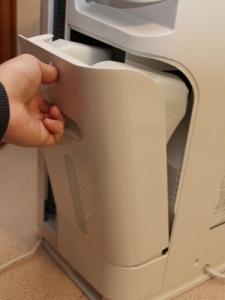 Воздухоочиститель с увлажнением Daikin ACK70N