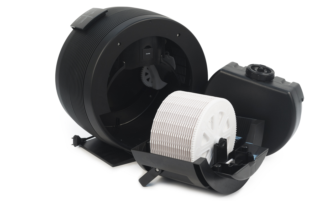 мойка воздуха с фотокаталитическим фильтром назвали
