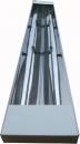 Energoinfra elektrische infraw0e4rme: leistung 500, 1000, 1500 und 2000 w